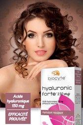 Comprimidos Biocyte Ácido Hialurónico 150 mg
