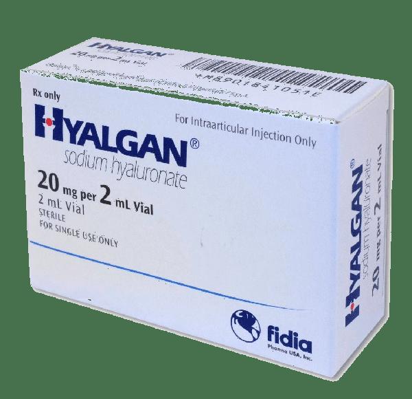 hyalgan hialuronico inyectable