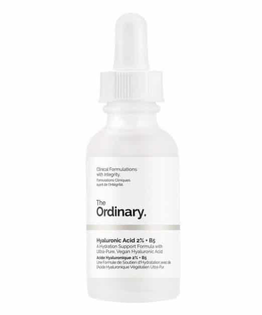 The Ordinary Serum con Ácido Hialurónico y Vitamina B5