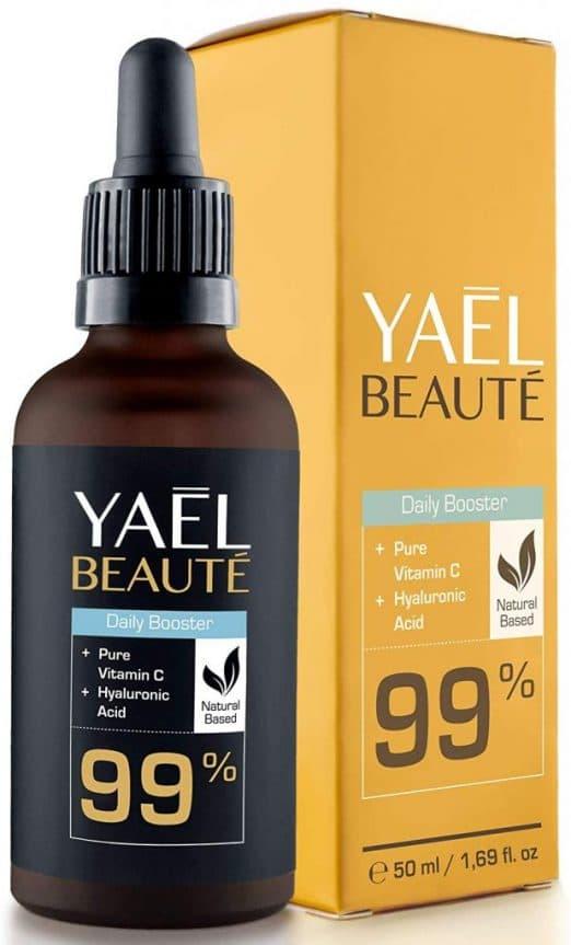 Yael Beaute serum con ácido hialurónico y vitamina C